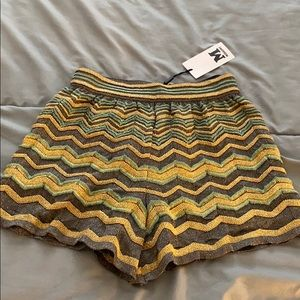 M by Missoni shorts brand new